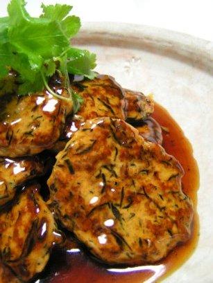 豆腐とひじきのヘルシーハンバーグ