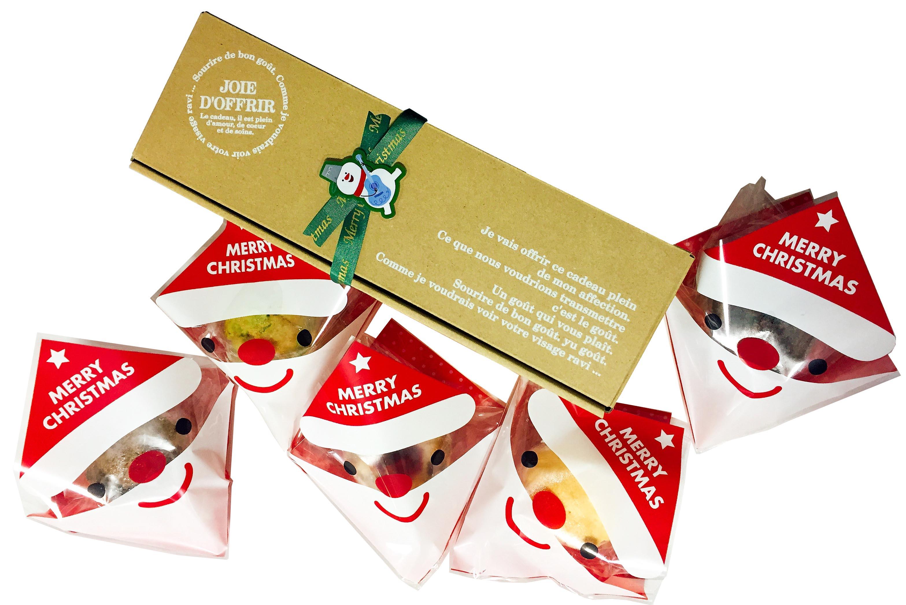 クリスマス豆乳スコーンクリームDuo(デュオ)